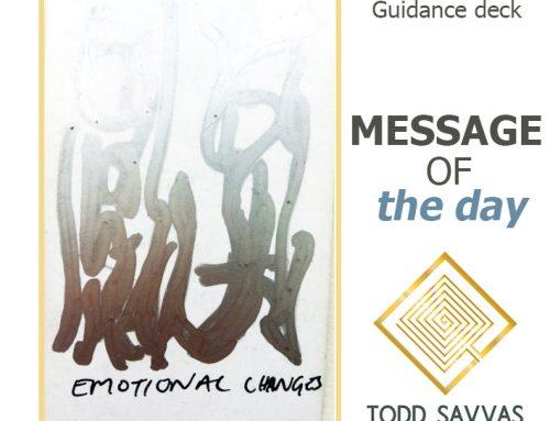 MOTD – Emotional Changes 08/08/2015